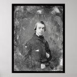 Le Roi unitarien Daguerreotype 1854 de Thomas de p Posters