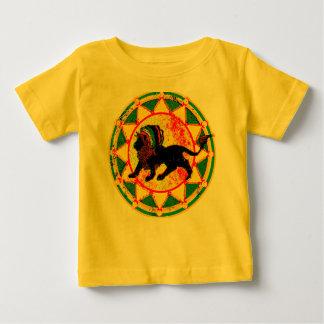Le Roi Vintage de Jah T-shirt Pour Bébé
