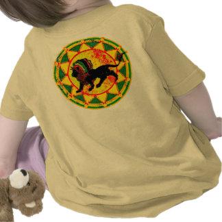 Le Roi Vintage de Jah T-shirt