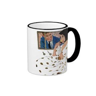 Le rose d'or mug ringer