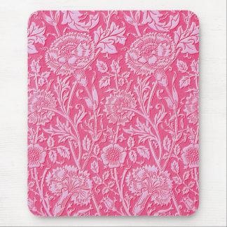 """Le """"rose et s'est levé """" tapis de souris"""