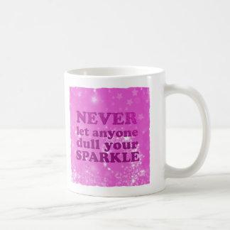 Le rose | n'a jamais laissé n'importe qui mug