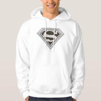 Le S-Bouclier | de Superman c'est Showtime ! Logo Veste À Capuche