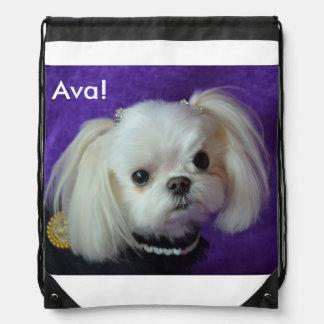 Le sac à dos d'Ava !