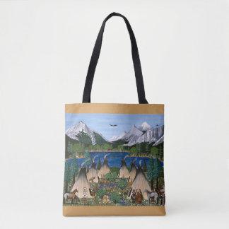 Le sac de Nez Perce