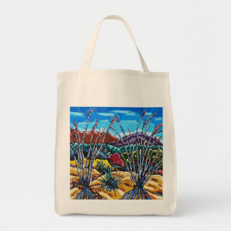 Le sac d'épicerie d'Ocotillo