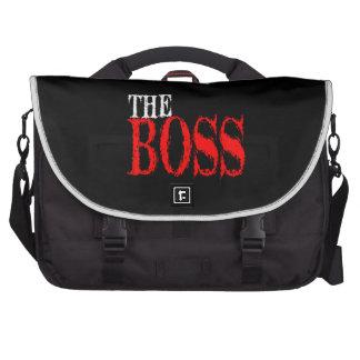 Le sac d'ordinateur portable de patron sacoche pour ordinateur portable