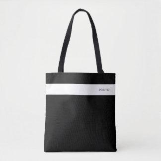 Le sac fourre-tout 0/0/0/100 du concepteur