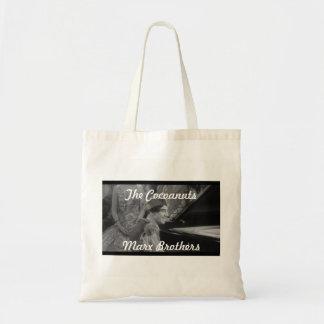 Le sac fourre-tout à Cocoanuts Chico Marx