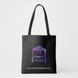 Le sac fourre-tout athée à dépôt