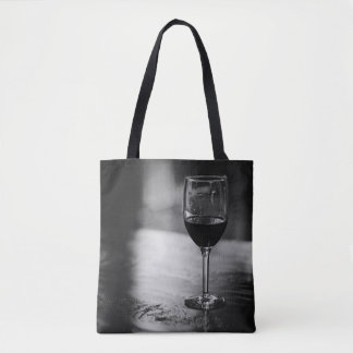 Le sac fourre-tout de l'amateur de vin élégant