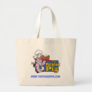 Le sac fourre-tout mariné à porc