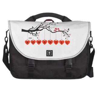 Le sac romantique de PC Sacoche Ordinateur Portable