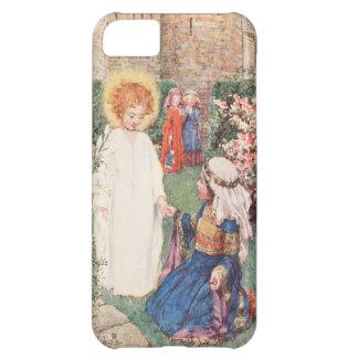 Le saint Elizabeth de la Hongrie badine le cas de Coque iPhone 5C