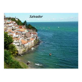 le salvador-Brésil [kan.k] .JPG Carte Postale