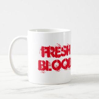 Le sang frais de tasse des USA TVSeries de