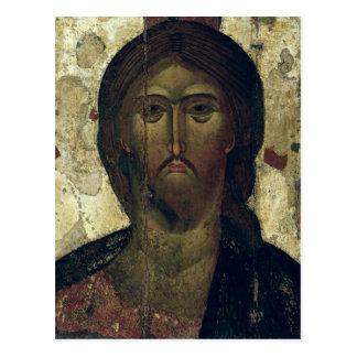 Le sauveur, début du 14ème siècle cartes postales