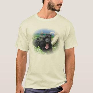 Le Schnauzer géant atteint le nirvana T-shirt