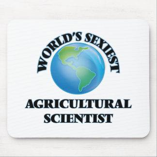 Le scientifique agricole le plus sexy du monde tapis de souris