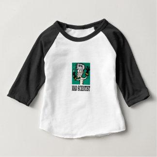 le scientifique fou ouais t-shirt pour bébé