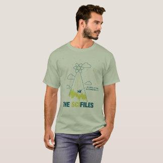Le SciFiles : Système probant de croyance T-shirt