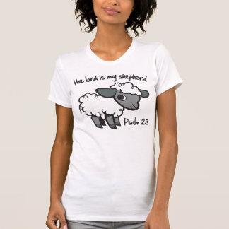 Le seigneur est mon berger t-shirt
