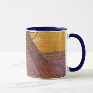 Le semeur par Vincent van Gogh, beaux-arts Mug