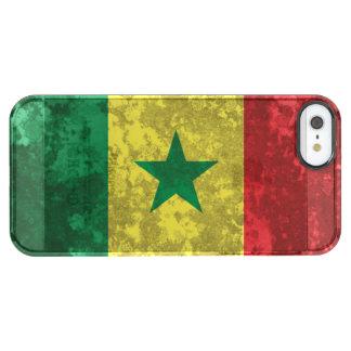 Le Sénégal Coque iPhone Clear SE/5/5s