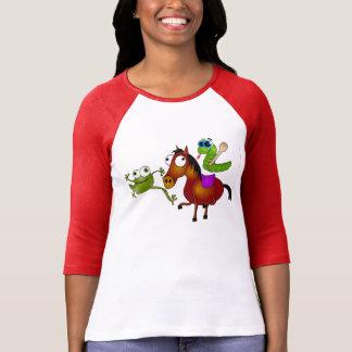 Le serpent courant (ide Zmija) 03 T-shirt