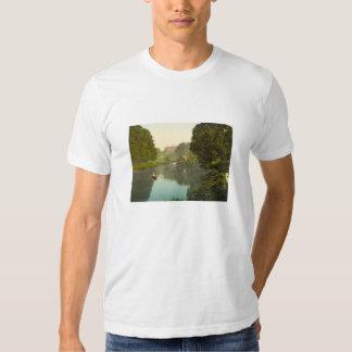 Le Severn et le Kingsland, Shropshire, Angleterre T-shirt