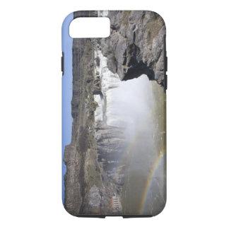 Le Shoshone tombe sur la rivière Snake en automnes Coque iPhone 7
