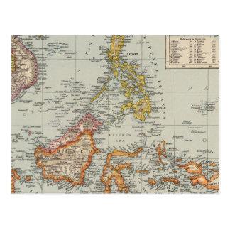 Le Siam, archipel malais Carte Postale