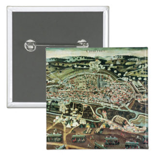 Le siège de Chartres en 1568 Pin's