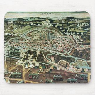 Le siège de Chartres en 1568 Tapis De Souris