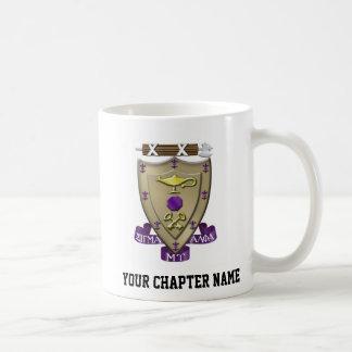 Le sigma alpha MU Crest Mug