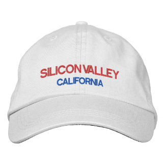 Le silicone Valley*-Hut Silicon Valley a Casquette Brodée