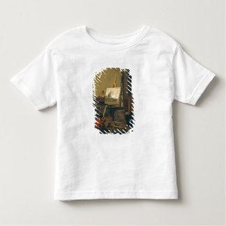 Le singe du peintre t-shirt pour les tous petits