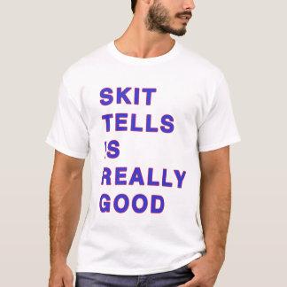 Le sketch de Trale Lewous indique T-shirt