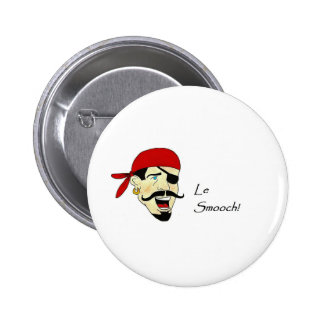 Le Smooch Pin's