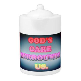 Le soin de Dieu nous entoure