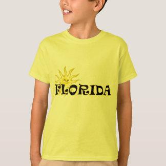 Le soleil de la Floride badine le T-shirt