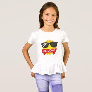 Le soleil frais de sunglass t-shirt