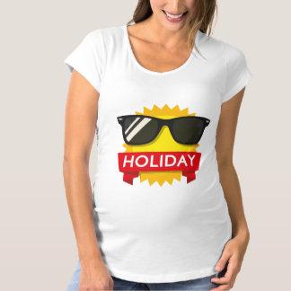 Le soleil frais de sunglass T-Shirt de maternité