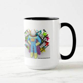 Le Special a besoin de la tasse de Supermom