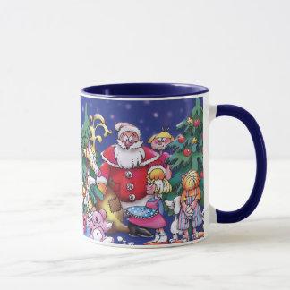 Le Special badine la tasse de Noël