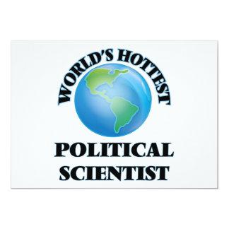 Le spécialiste des Sciences Politiques le plus Invitation Personnalisée