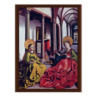 Le St Catherine et Mary Magdalene par le nom de na Cartes Postales