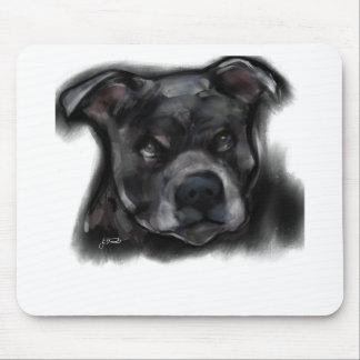 Le Staffordshire Terrier américain Tapis De Souris