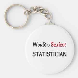 Le statisticien le plus sexy du monde porte-clefs