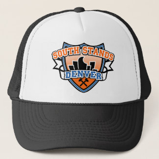 Le sud tient le casquette de camionneur de Denver